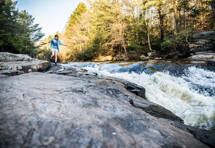 First Time Visitor's Guide to the Poconos | Skytop Lodge