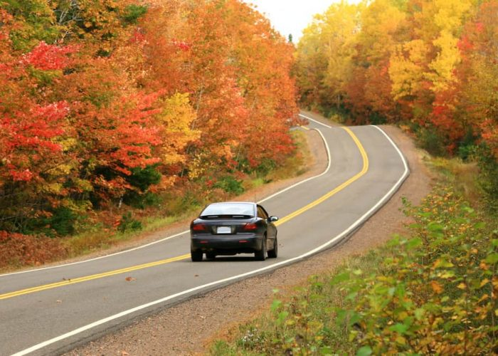 3 Safe and Scenic Drives in the Poconos