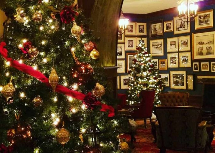 christmas events in the poconos | Skytop Lodge