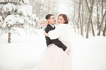 Winter Wonderland Weddings at Skytop | Poconos Hotels