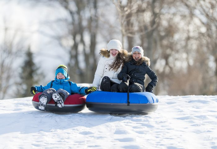 Best Places to Go Snow Tubing in the Poconos | Skytop Lodge