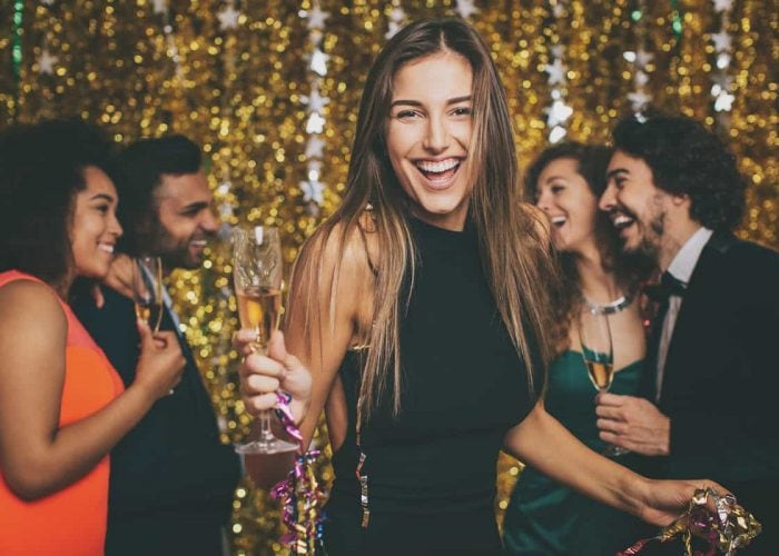 How to Celebrate New Year's Eve in the Poconos