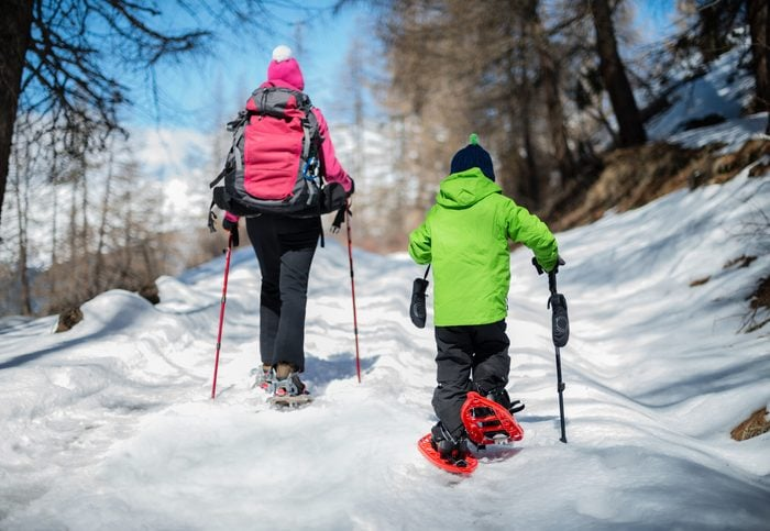 The Best Winter Family Activities to Try This Year