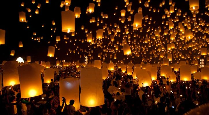 Why You Should Buy Your Tickets Now to Attend the 2018 Lantern Festival | Skytop Lodge