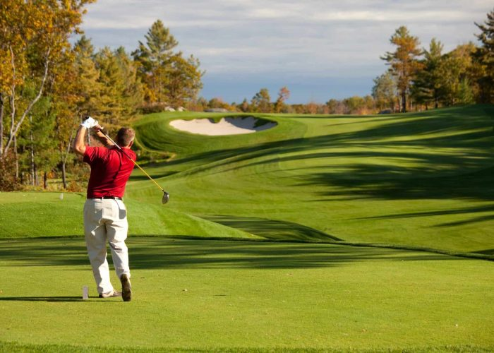 Host Your Golf Tournament At Skytop Lodge