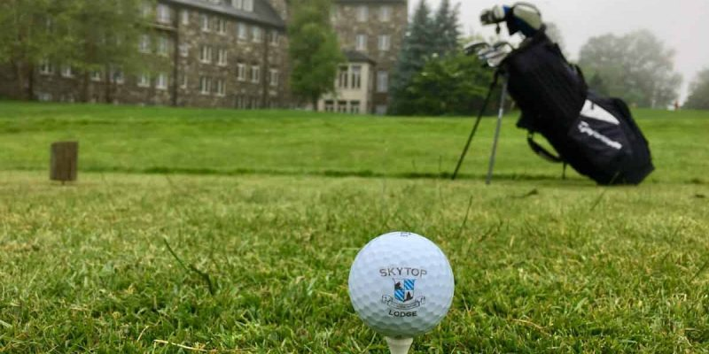 Improve your Game at our Poconos Golf Course | Skytop Lodge