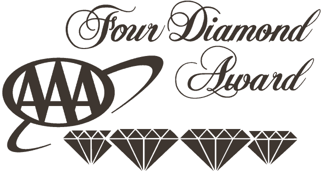 AAA Four Diamond Award | Skytop Lodge