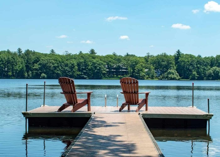 Lake Trail | Hiking | Activities & Events | Skytop Lodge