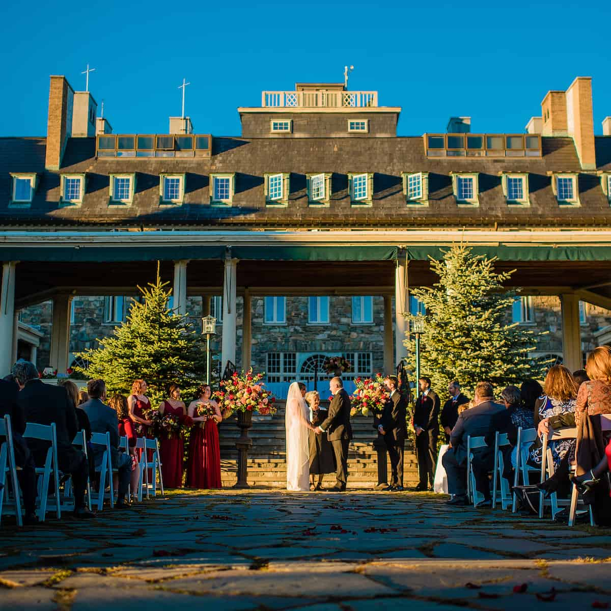 Elegant Wedding at Skytop | Weddings at Skytop Lodge