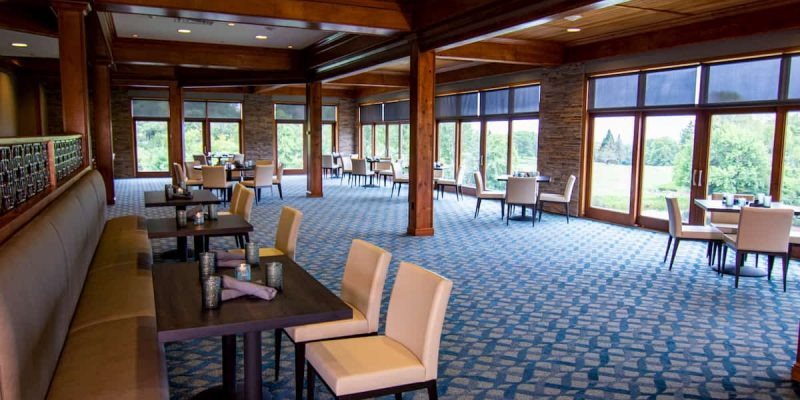 Lakeview | Dining Room | The Inn at Skytop Lodge