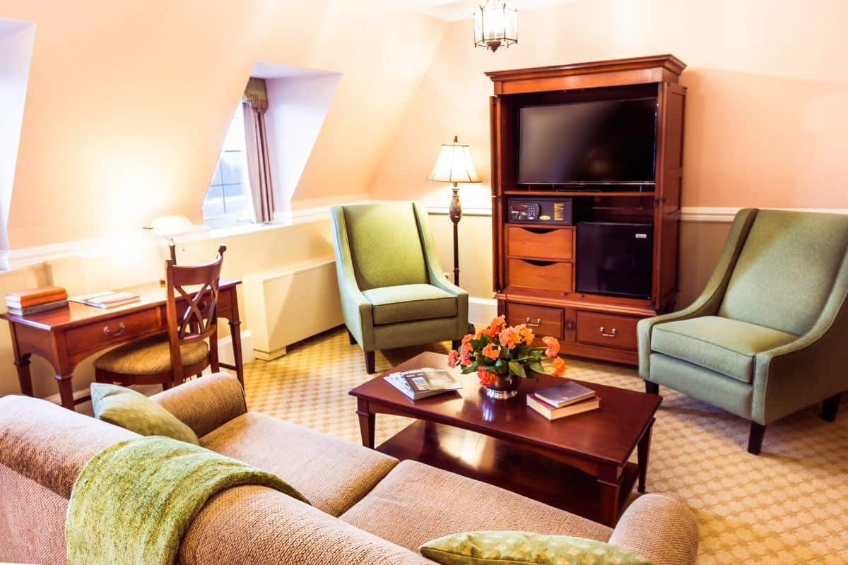Skytop Lodge Rooms Gallery | Skytop Lodge: Historical Hotels of America