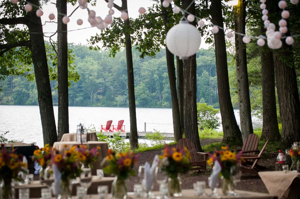 Rustic Wedding Venue | Weddings at Skytop Lodge