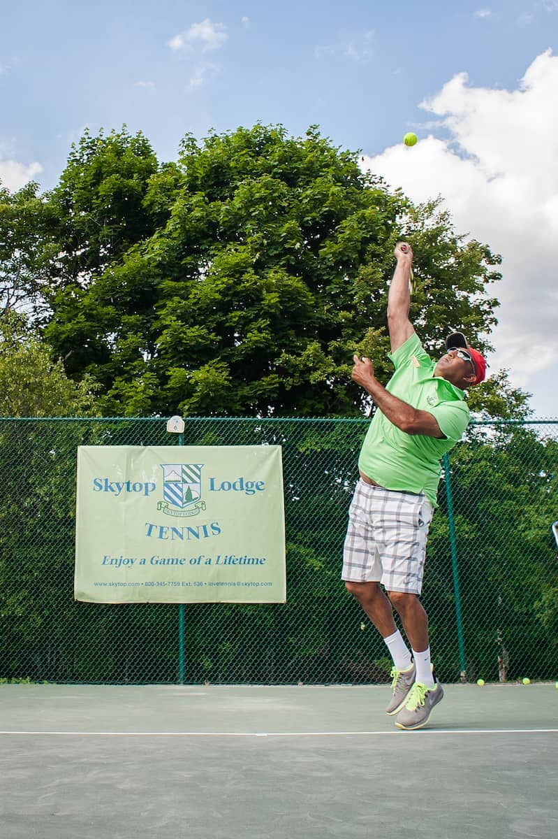 Tennis | Activities & Adventures at Skytop Lodge