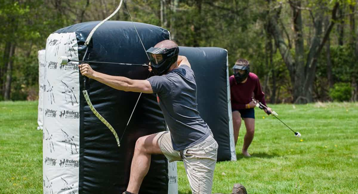 Archery Tag® | Activities at Skytop Lodge | Skytop Lodge Activities & Events