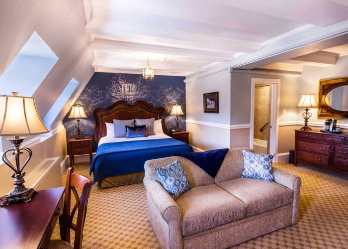 Junior or Grand Suite Room | Suites at The Lodge at Skytop | Skytop Lodge