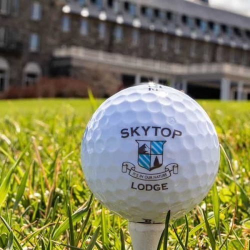 Golf at Skytop | Activities & Adventures | Skytop Lodge: Historical Hotels of America