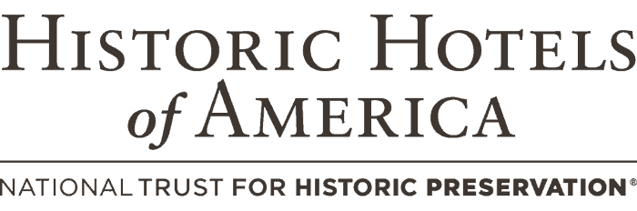 Historic Hotels of America Logo | Skytop Lodge