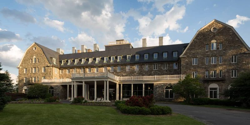 Our History | About the Lodge | Skytop Lodge: Historical Hotels of America