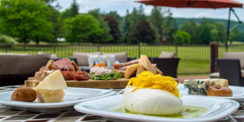 Lakeview   Dining Experiences at Skytop Lodge