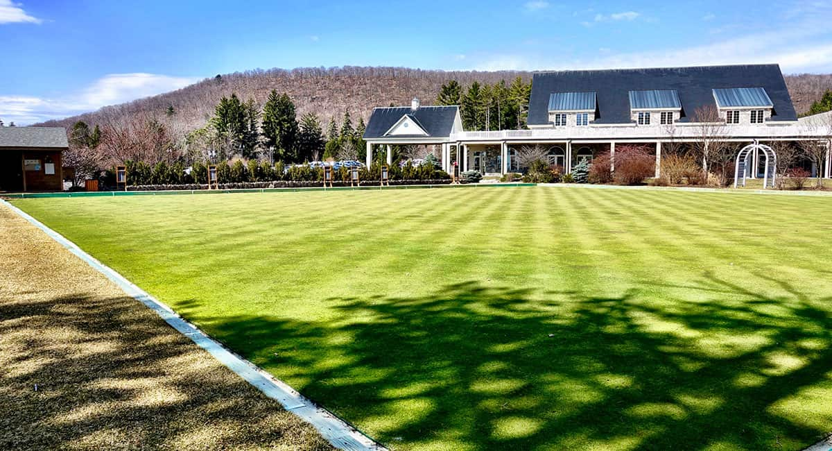 Lawn Bowling | Activities at Skytop Lodge | Skytop Lodge Activities & Events