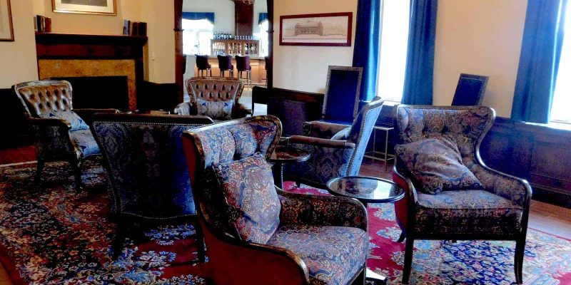 Library Lounge | Skytop Lodge Dining Experiences