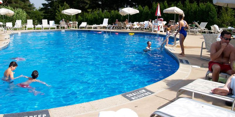 Outdoor Pool | Activities at Skytop Lodge | Skytop Lodge Activities & Events