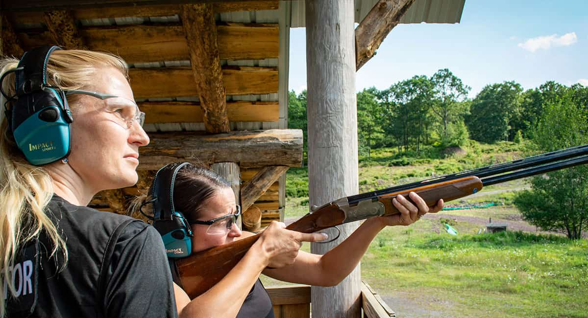 Rifle/Pistol Shooting | Outfitters | Activities at Skytop Lodge | Skytop Lodge Activities & Events