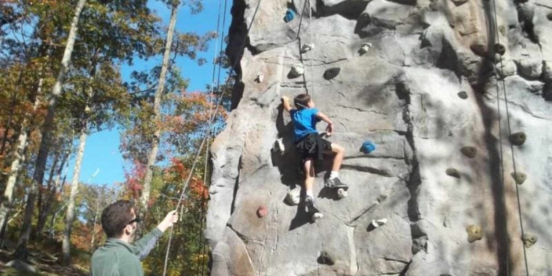 Rock Climbing | Activities at Skytop Lodge | Skytop Lodge Activities & Events