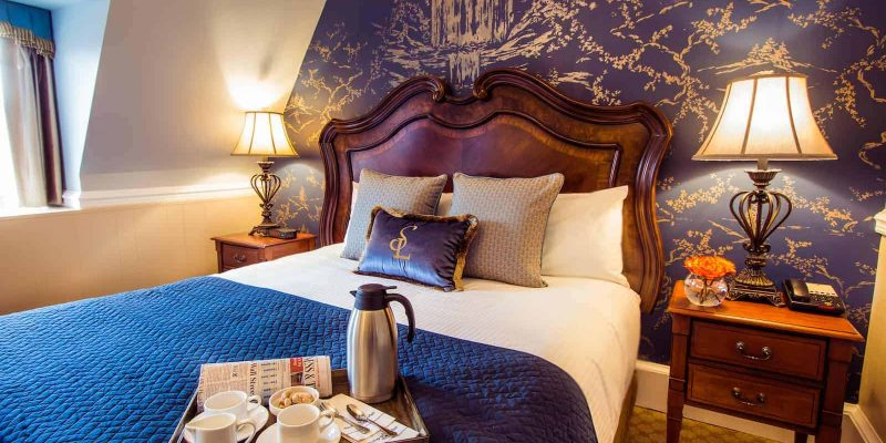 Deluxe King Room | Superior Rooms at The Lodge at Skytop | Skytop Lodge