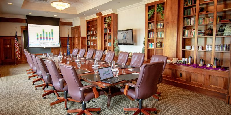 Main Lodge Executive Boardrooms | Meetings & Event Spaces | Skytop Lodge