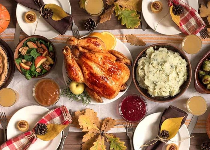 Thanksgiving at Skytop | Skytop Lodge Activities & Events